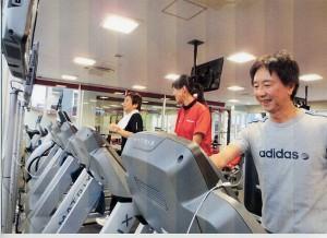 スポーツクラブ ジョイフィット 富士見台1
