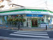 ファミリーマート 富士見台駅前店2